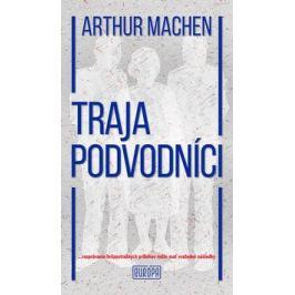 Traja podvodníci - Arthur Machen