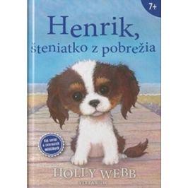 Henrik, šteniatko z pobrežia - Holly Webb