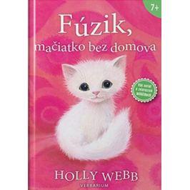 Fúzik, mačiatko bez domova - Holly Webb