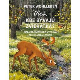 Vieš, kde bývajú zvieratká? - Peter Wohlleben