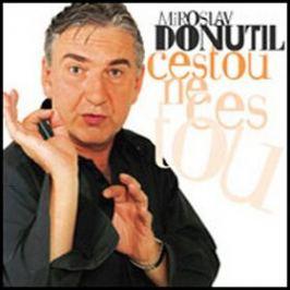 Cestou necestou - Miroslav Donutil - audiokniha