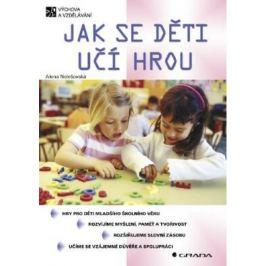 Jak se děti učí hrou - Alena Nelešovská - e-kniha