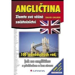 Angličtina – zlomte své věčné začátečnictví - David Gruber - e-kniha