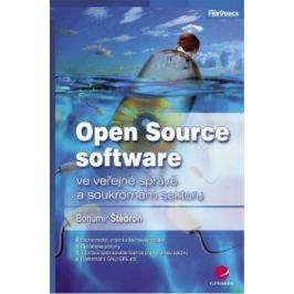 Open Source software - Bohumír Štědroň - e-kniha