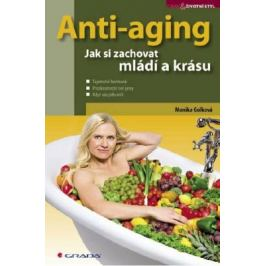 Anti-aging - Monika Golková - e-kniha