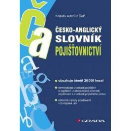 Česko-anglický slovník pojišťovnictví - autorů kolektiv - e-kniha