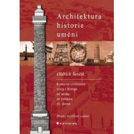 Architektura - historie - umění - Oldřich Ševčík - e-kniha