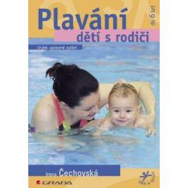 Plavání dětí s rodiči - Irena Čechovská - e-kniha