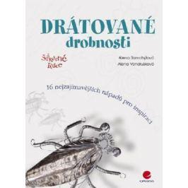 Drátované drobnosti - Alena Vondrušková, Alena Samohýlová - e-kniha