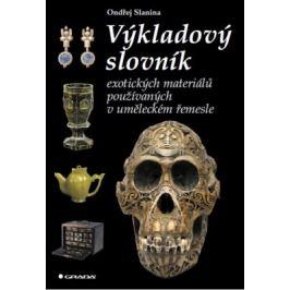 Výkladový slovník exotických materiálů - Ondřej Slanina - e-kniha