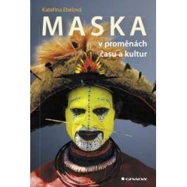 Maska - Kateřina Ebelová - e-kniha