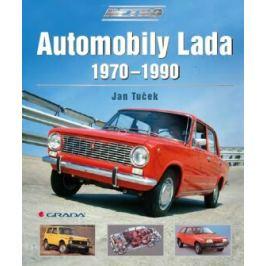 Automobily Lada 1970-1990 - Jan Tuček - e-kniha