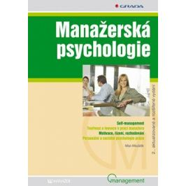 Manažerská psychologie - Milan Mikuláštík - e-kniha
