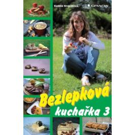 Bezlepková kuchařka 3 - Kamila Krajčíková - e-kniha