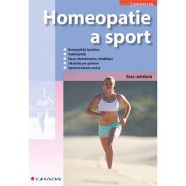 Homeopatie a sport - Ilona Ludvíková - e-kniha
