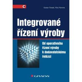 Integrované řízení výroby - Gustav Tomek, Věra Vávrová - e-kniha