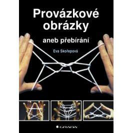 Provázkové obrázky - Eva Skořepová - e-kniha
