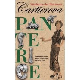 Cartierova panteřice - Stéphanie Des Hortsová - e-kniha