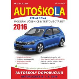 Autoškola - Václav Minář - e-kniha