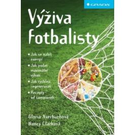 Výživa fotbalisty - Nancy Clark, Gloria Averbuch - e-kniha