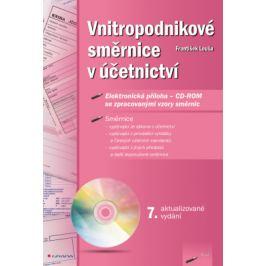 Vnitropodnikové směrnice v účetnictví s CD-ROMem - František Louša - e-kniha
