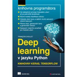 Deep learning v jazyku Python - François Chollet - e-kniha