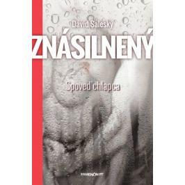 Znásilnený|Spoveď chlapca - Dávid Saleský - e-kniha