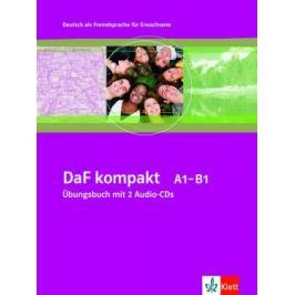 DaF Kompakt A1-B1 Ubungsbuch + 2CD - I. Sander