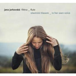 Flétna vlastním hlasem - Jarkovská Jana - audiokniha