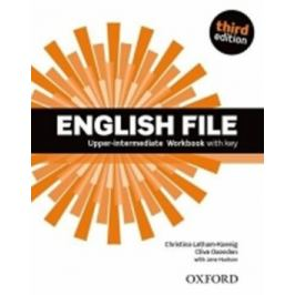 English File Third Edition Upper Intermediate Workbook with Answer Key - Ch. Latham-Koenig, C. Oxengen, P. Selingson