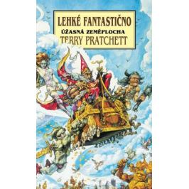 Lehké fantastično - Terry Pratchett - e-kniha