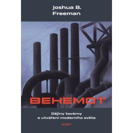 Behemot - Joshua B. Freeman - e-kniha
