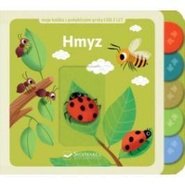 Hmyz moje knížka s pohyblivými prvky - Baretti Sonia