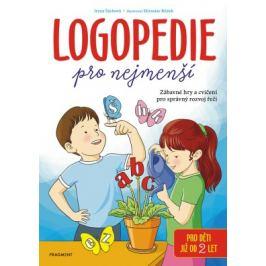 Logopedie pro nejmenší - Irena Šáchová - e-kniha