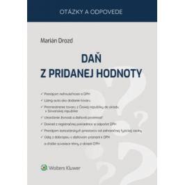 Daň z pridanej hodnoty - Marián Drozd