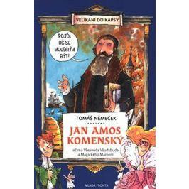 Jan Amos Komenský - Chlud Tomáš, Tomáš Němeček