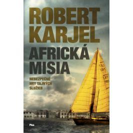 Africká misia - Robert Karjel - e-kniha