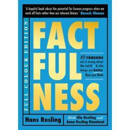Factfulness - Hans Rosling, Anna Roslingová Rönnlundová, Ola Rosling