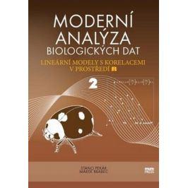 Moderní analýza biologických dat 2 - Stano Pekár, Marek Brabec
