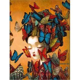 Diář Madame Butterfly 2021 VER