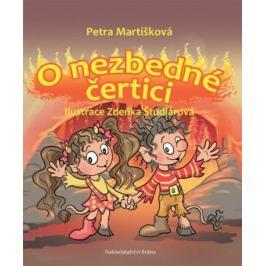 O nezbedné čertici - Petra Martišková