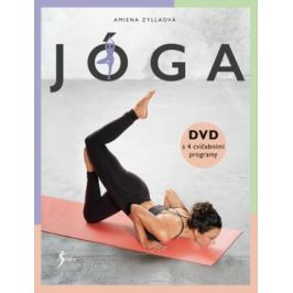 Jóga + DVD - Amiena Zyllaová