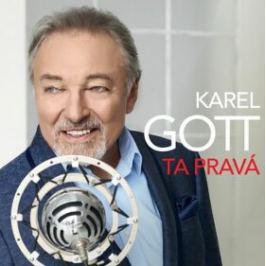 Ta pravá - Karel Gott - audiokniha