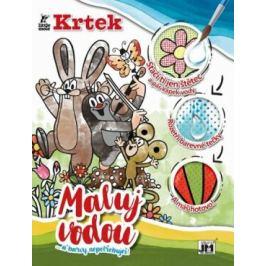 Krtek - Vodová omalovánka A4