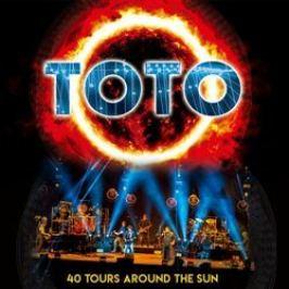 40 Tours Around The Sun - Toto - audiokniha