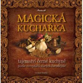 Magická kuchařka - Otomar Dvořák - e-kniha