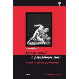 Agrese, násilí a psychologie moci (2.vydání) - Jan Poněšický - e-kniha