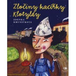 Zločiny kacířky Klotyldy - Zdenka Kmuníčková - e-kniha