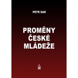 Proměny české mládeže - Petr Sak - e-kniha