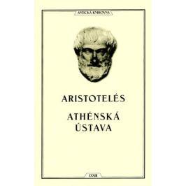 Athénská ústava - Aristotelés ze Stageiry - e-kniha